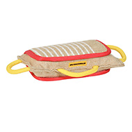 Jute Bite Pad for Efficient Dog Training
