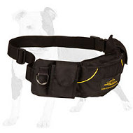Comfy Dog Training Pouch to Reward the Pet