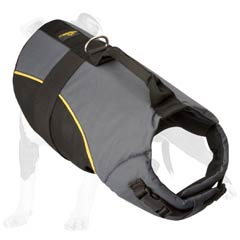 Non-harmful dog harness