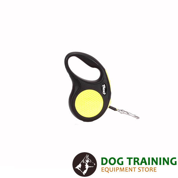 Comfortable Flexi Retractable Dog Lead for Daily use