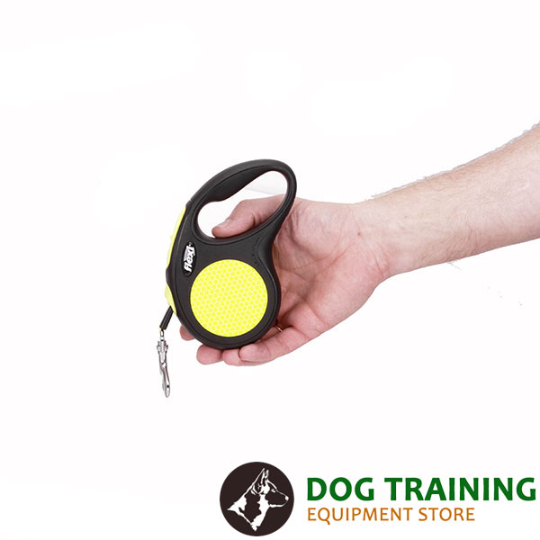 Dog Retractable Leash for Everyday use with Convenient Handle