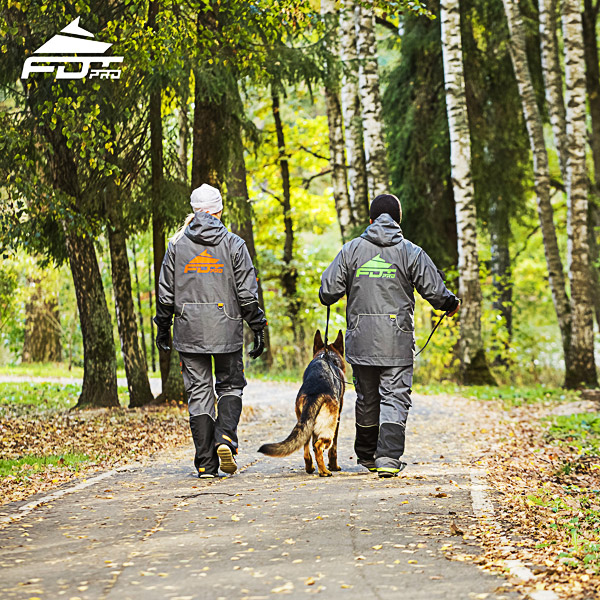FDT Pro Dog Training Jacket of Best Quality for Everyday Use