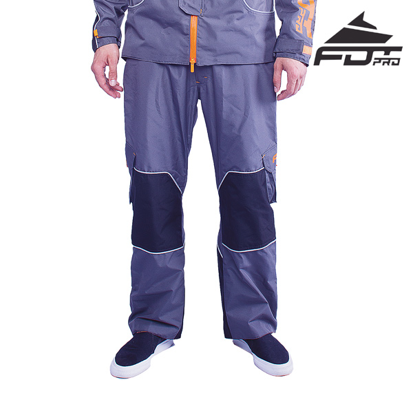 Professional Pants Grey Color for Any Weather Use