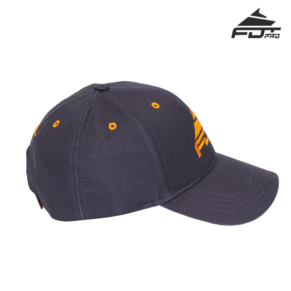 High Quality Easy to Adjust Snapback Cap for Dog Walking