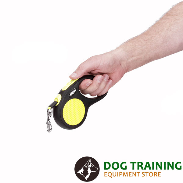 Perfectly Crafted Flexi Dog Lead for Safe Walking