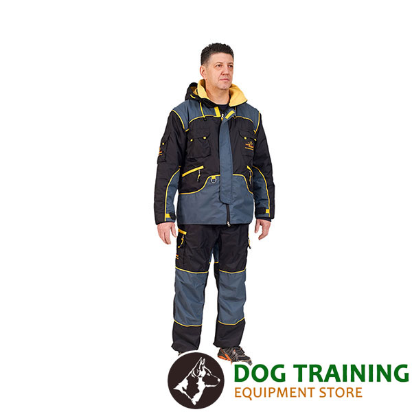 Reliable Protection Suit for Comfy Workout