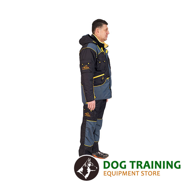 Reliable Bite Suit for Protection Training