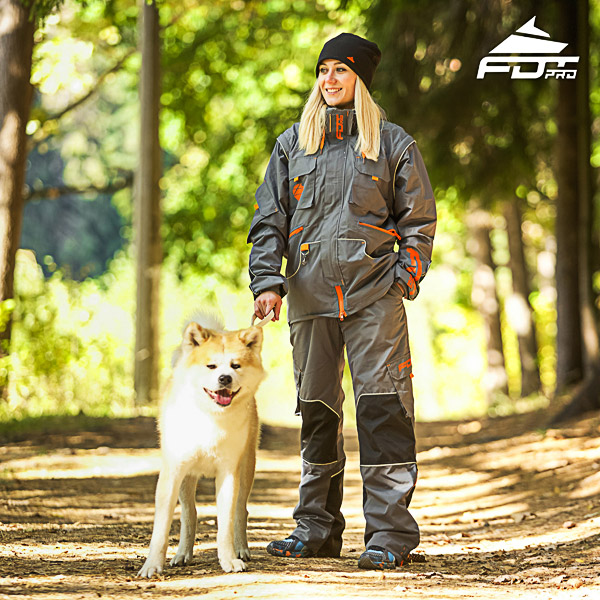 Men / Women Design Dog Tracking Jacket of Finest Quality Materials
