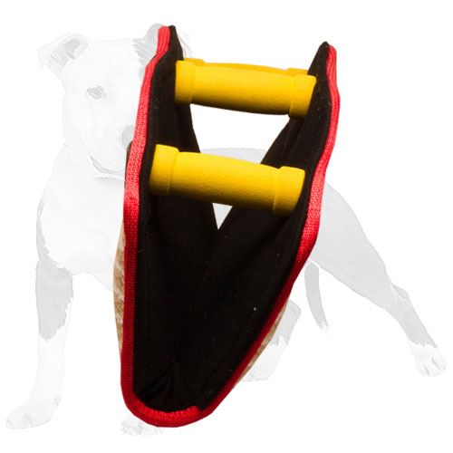 Reliable bite dog jute builder for heavy-duty training