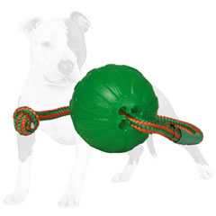 Extra durable dog toy for playing and chewing